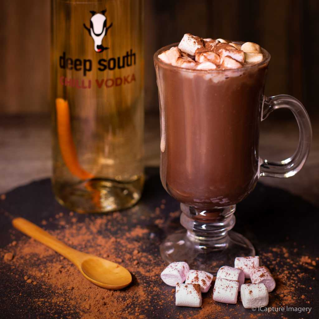 Chilli Vodka Hot Chocolate
