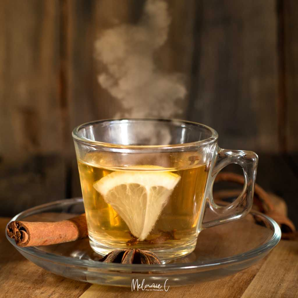 Steves Gin Hot Toddy