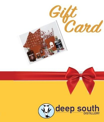Deep South Distillery Gift eCard