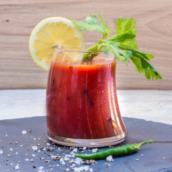 Recipe - Chilli Vodka Bloody Mary