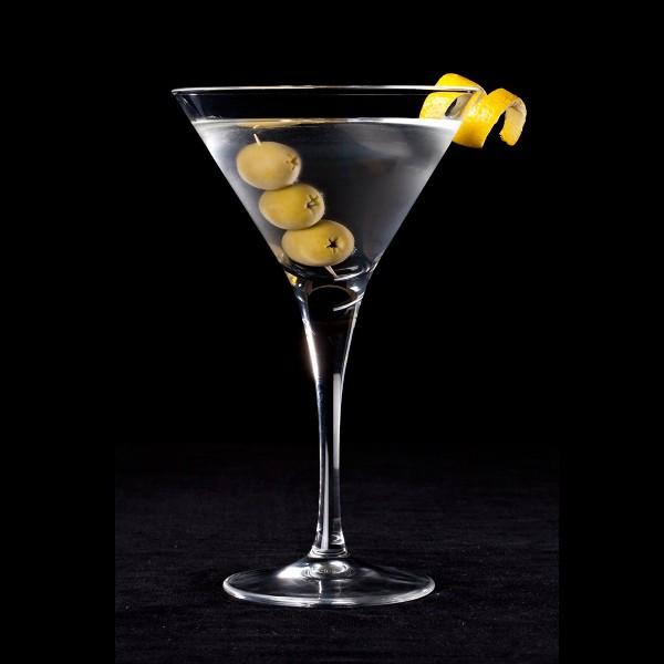Recipe - Classic Gin Martini Cocktail
