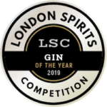 London Spirits Competition Gin of the Year