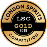 London Spirits Competition Gold
