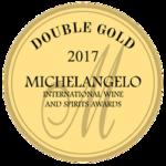 Michelangelo International Wine and Spirits Double Gold