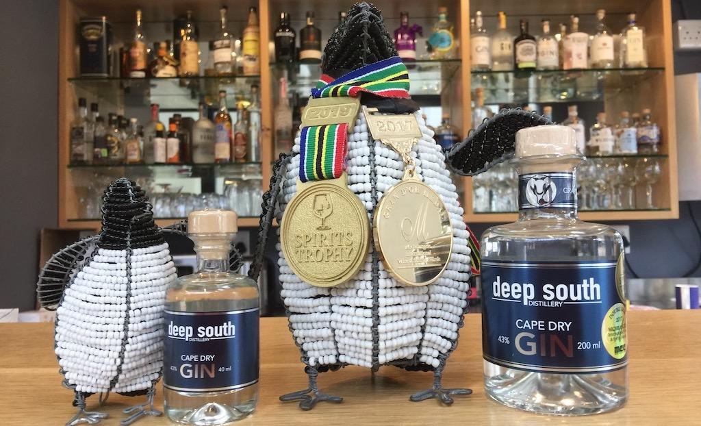Medal-winning Deep South Gins