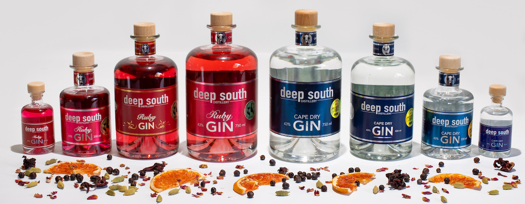 Our gin spirit families