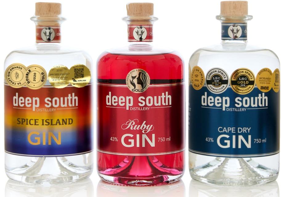 Deep South Gin Trio