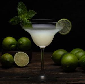 Recipe - Lime Rum Daiquiri cocktail