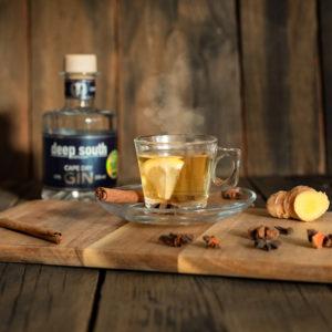 Recipe - Gin Hot Toddy