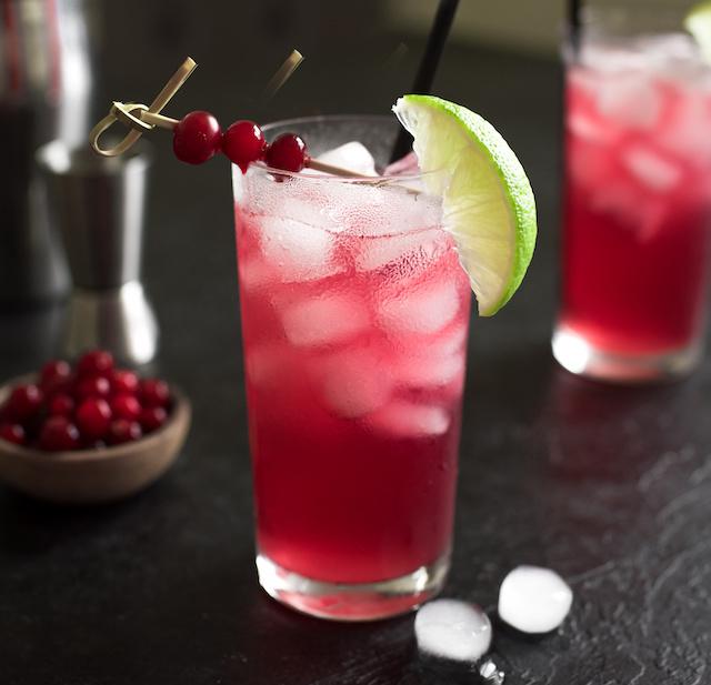 Recipe - Cape Codder Cocktail