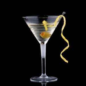 Recipe - Classic Vodka Martini