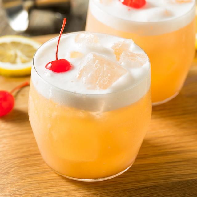Recipe - Vodka Sour