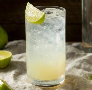 Recipe - Gin Rickey Cocktail
