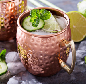 Recipe - Moscow mule cocktail